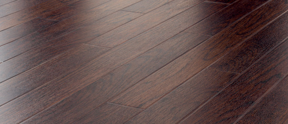 Dark Wood Flooring Sample